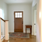 Give & Take: Jenny's Small Entryway