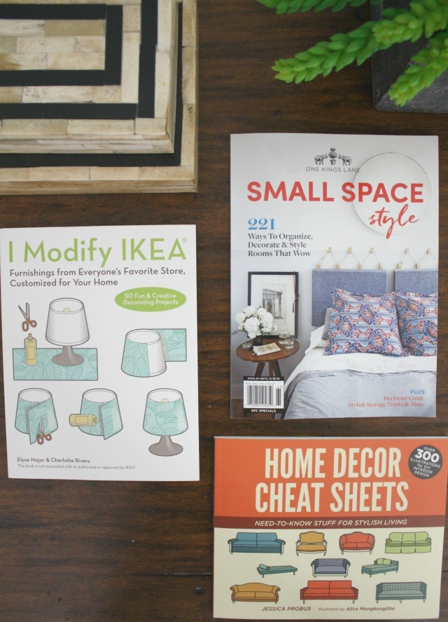 HOME DECOR BOOKS