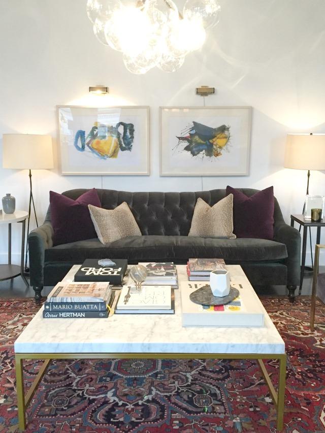 One Kings Lane living room