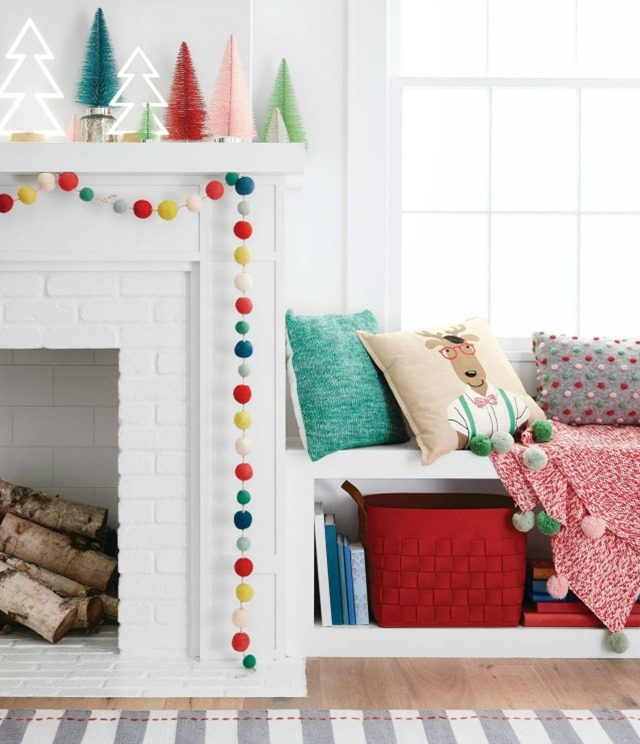 target christmas decorations 2016 - Aqua Christmas Decorations