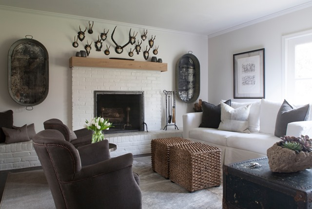 antler-display-mantel