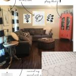 Give & Take: Kacie's Living Room Corner