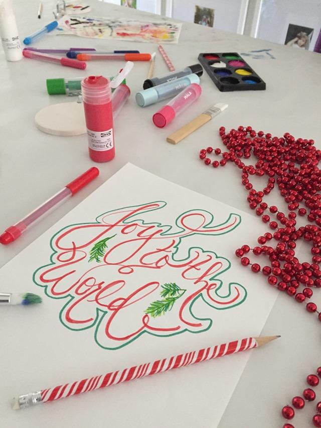 Christmas-art