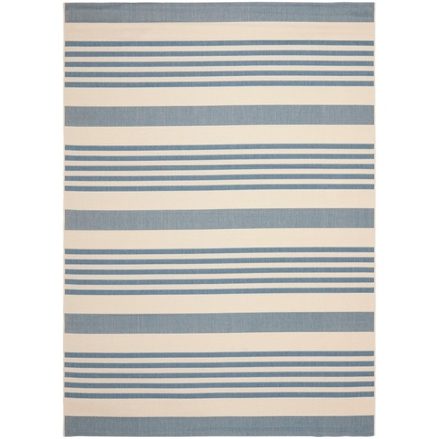 blue-striped-rug