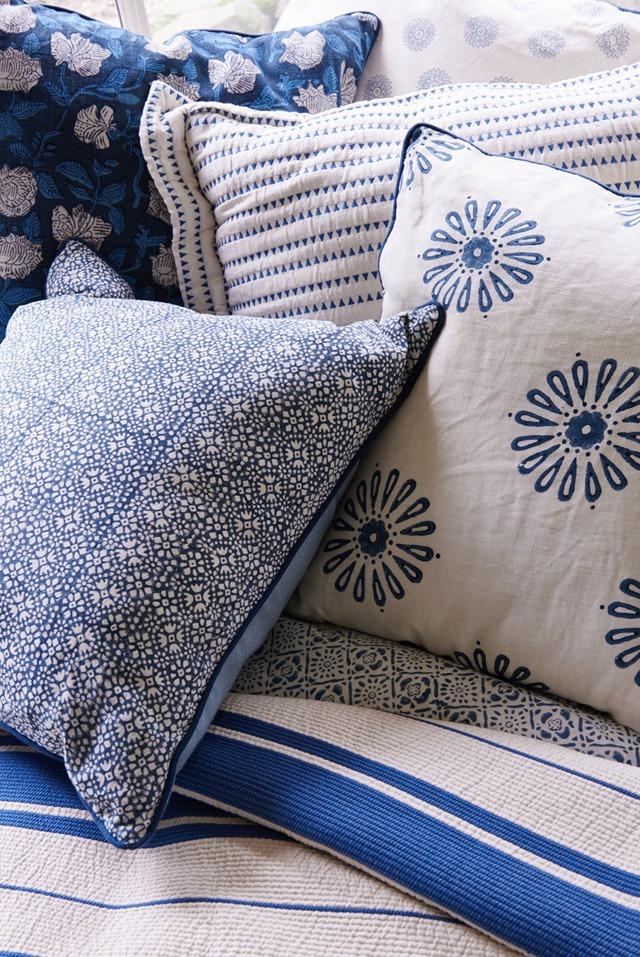 blue-white-pillows