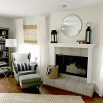 Give & Take: Kelly's Fireplace Mantel