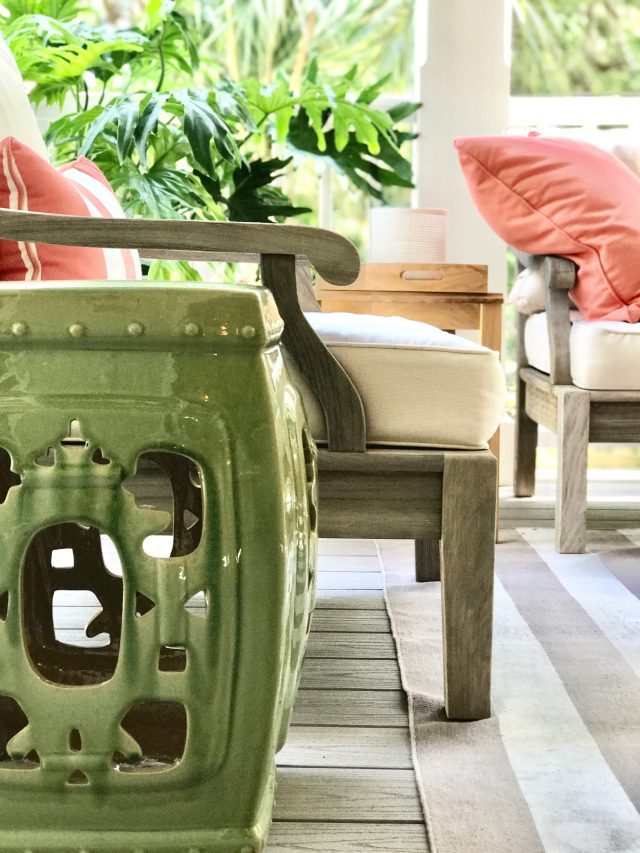 garden-stool