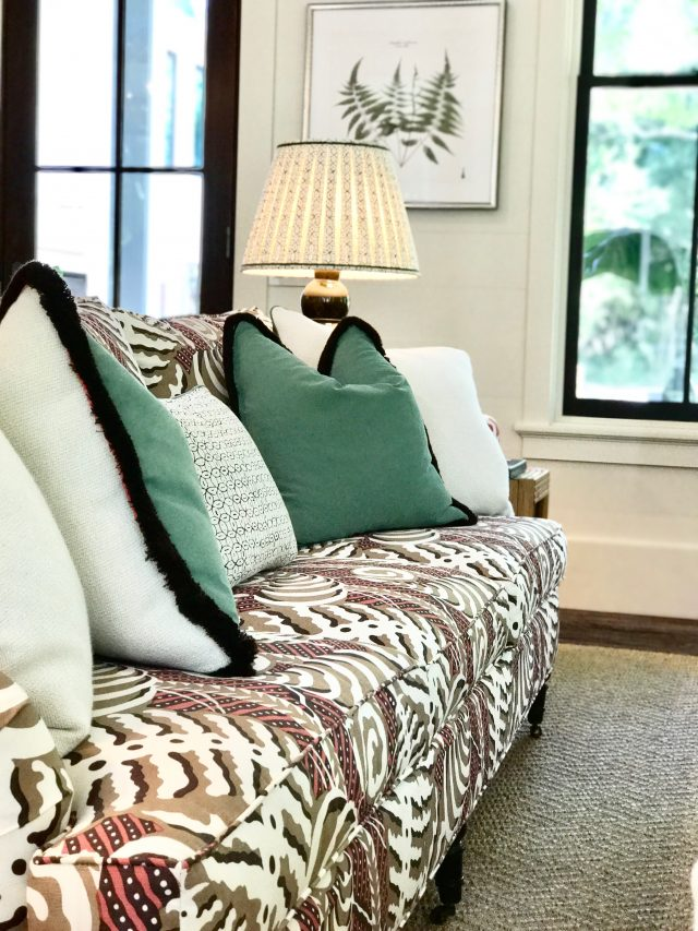 patterned-sofa-fabric - Emily A. Clark