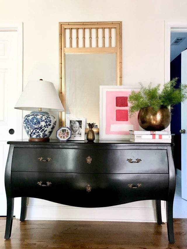 Arhaus-black-bombay-chest-accessories