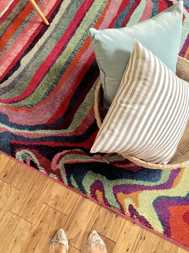 Spectrum-rug-styling