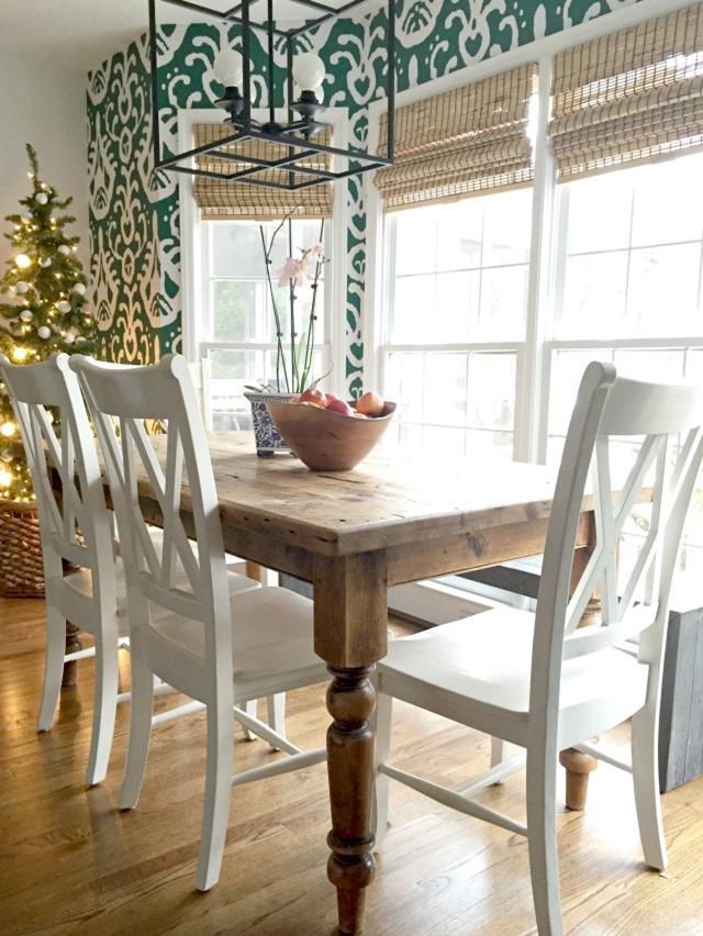 Holiday Prep 5 Farmhouse Tables Emily A Clark