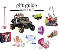GIFT GUIDE 2017: Things My Kids Like