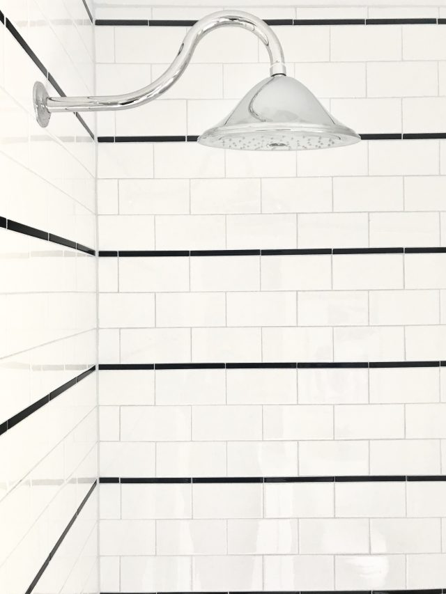 subway-tile-stripes-shower