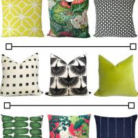 Etsy Pillow Pairings