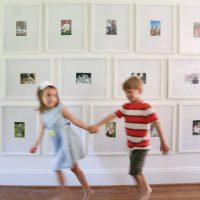 gallery wall frames