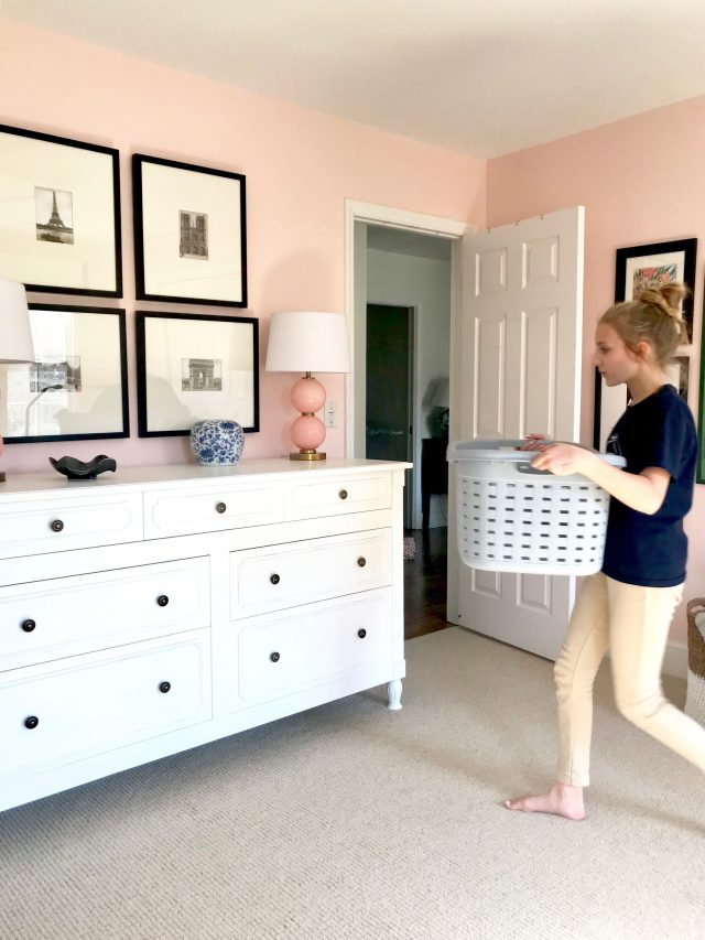 girls bedroom storage