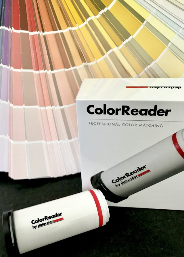 ColorReader by Datacolor tool