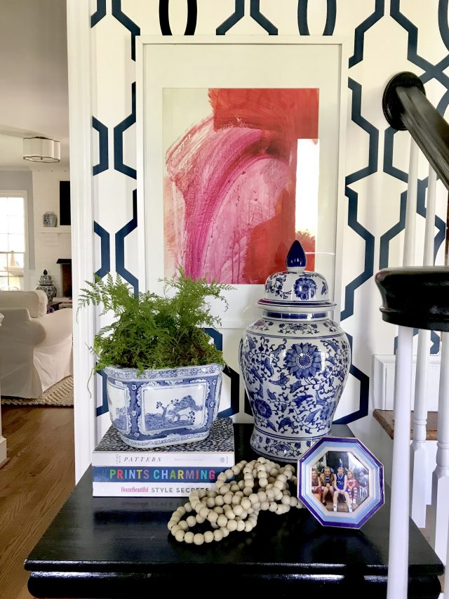 entryway-art-styling