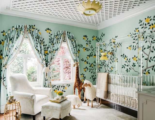 lemon-inspired-nursery