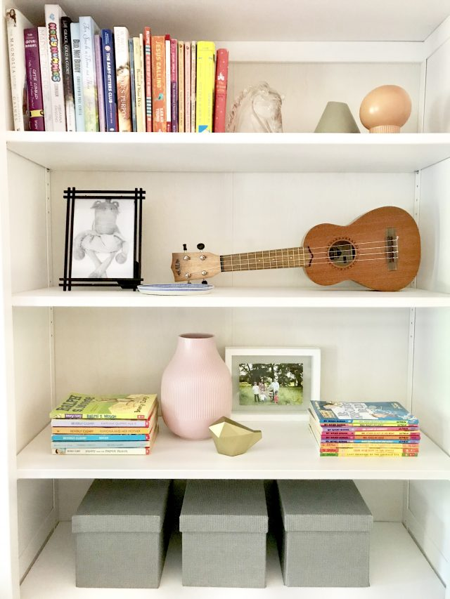 IKEA-shelving-back-to-school-decor