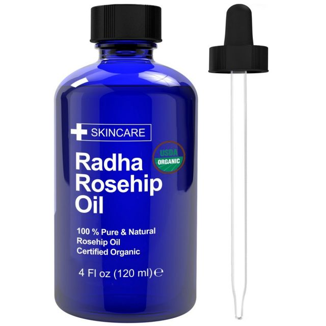 Amazon Purchases Rosehip Oil
