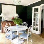 Quick Change: Faux Bamboo Dining Chairs
