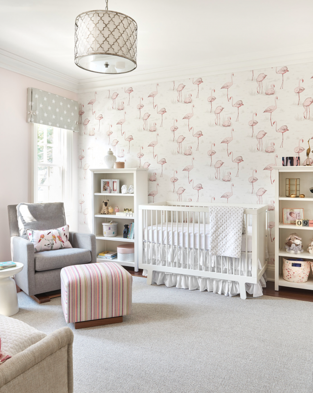 peel stick wallpaper for nurseries
