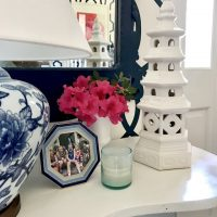 entryway-vignette-styling