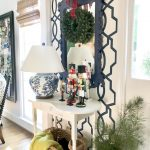 Our Festive Entryway with Walmart Finds