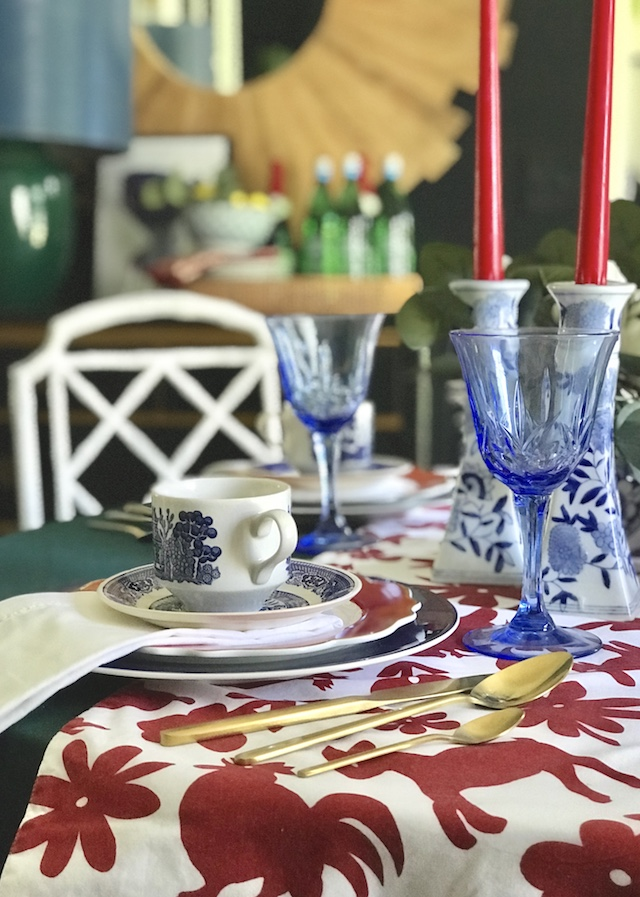 eBay finds tableware holiday