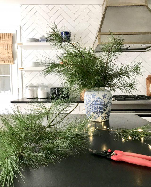 Christmas-greenery