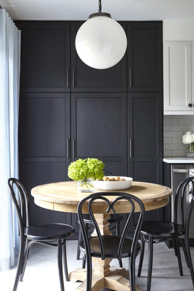 small kitchen renovation IKEA cabinets