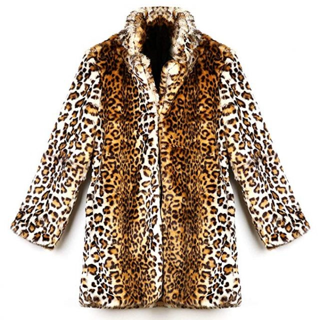 5 Fashion Trends Leopard Coat