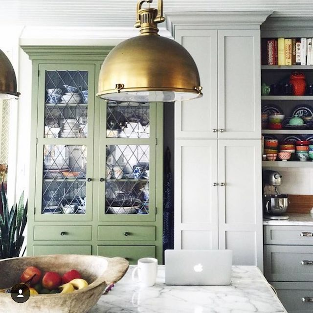 kitchen-china-cabinet-storage