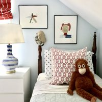 BEHR Paint Color Clinic Boy Girl Shared Bedroom Makeover
