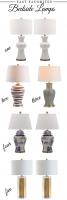 FAST FAVORITES_ BEDSIDE LAMPS