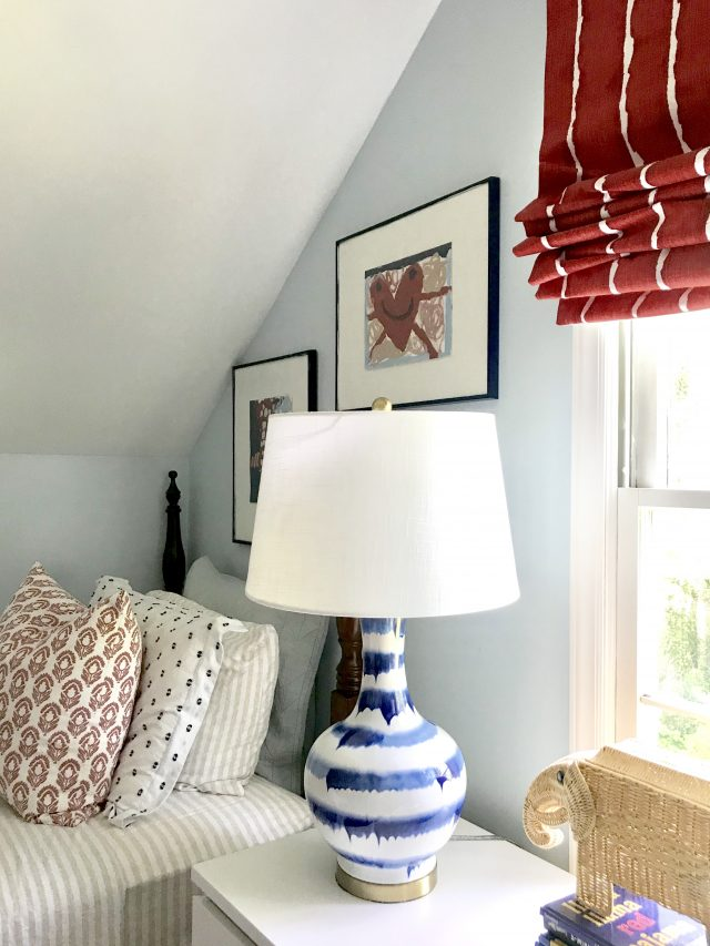 blue-white-lamp-light-blue-walls-kids-bedroom
