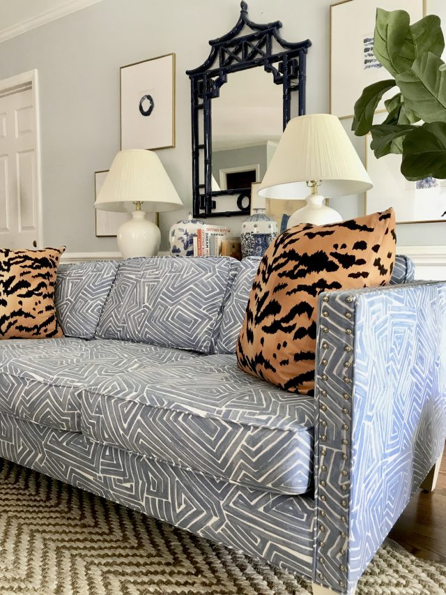 One-Kings-Lane-Cecilia-patterned-sofa