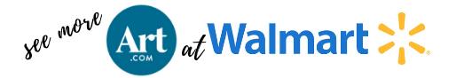 Art.com Walmart