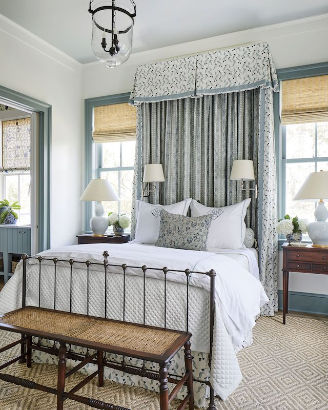 Southern-Living-Idea-House-2019-bedroom-canopy