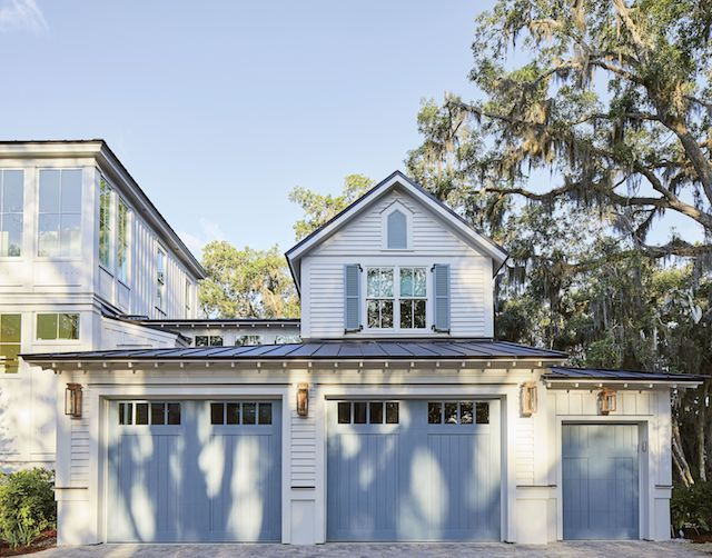 Southern-Living-Idea-House-garage-exterior