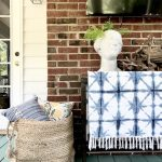 Cozy Finds for Our Screened Porch