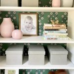 Back-to-School Decorating with Peel + Stick Wallpaper