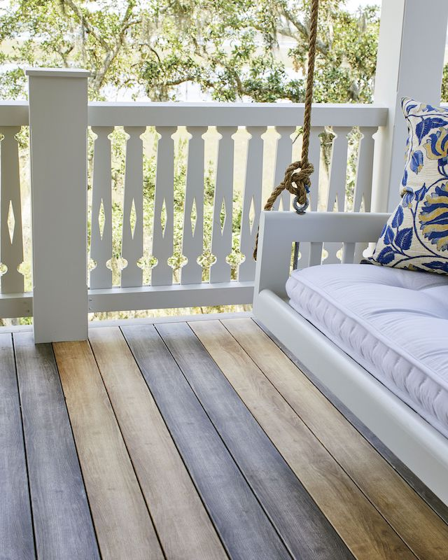 stained-porch-floor-stripes