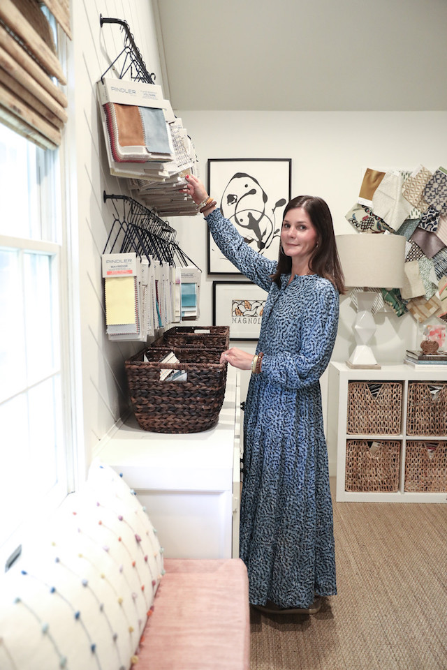 Brooke Chamblee Interior Design office