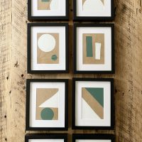 DIY_geometric_art-gallery-wall