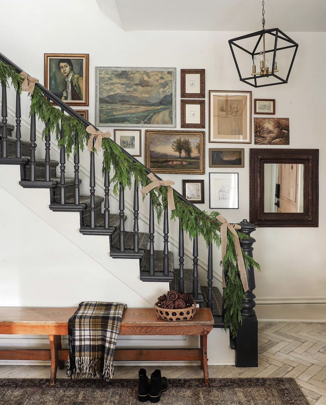 17 Amazing Christmas Decorating Ideas For All Rooms: Insta-Inspiration: Christmas Decorating