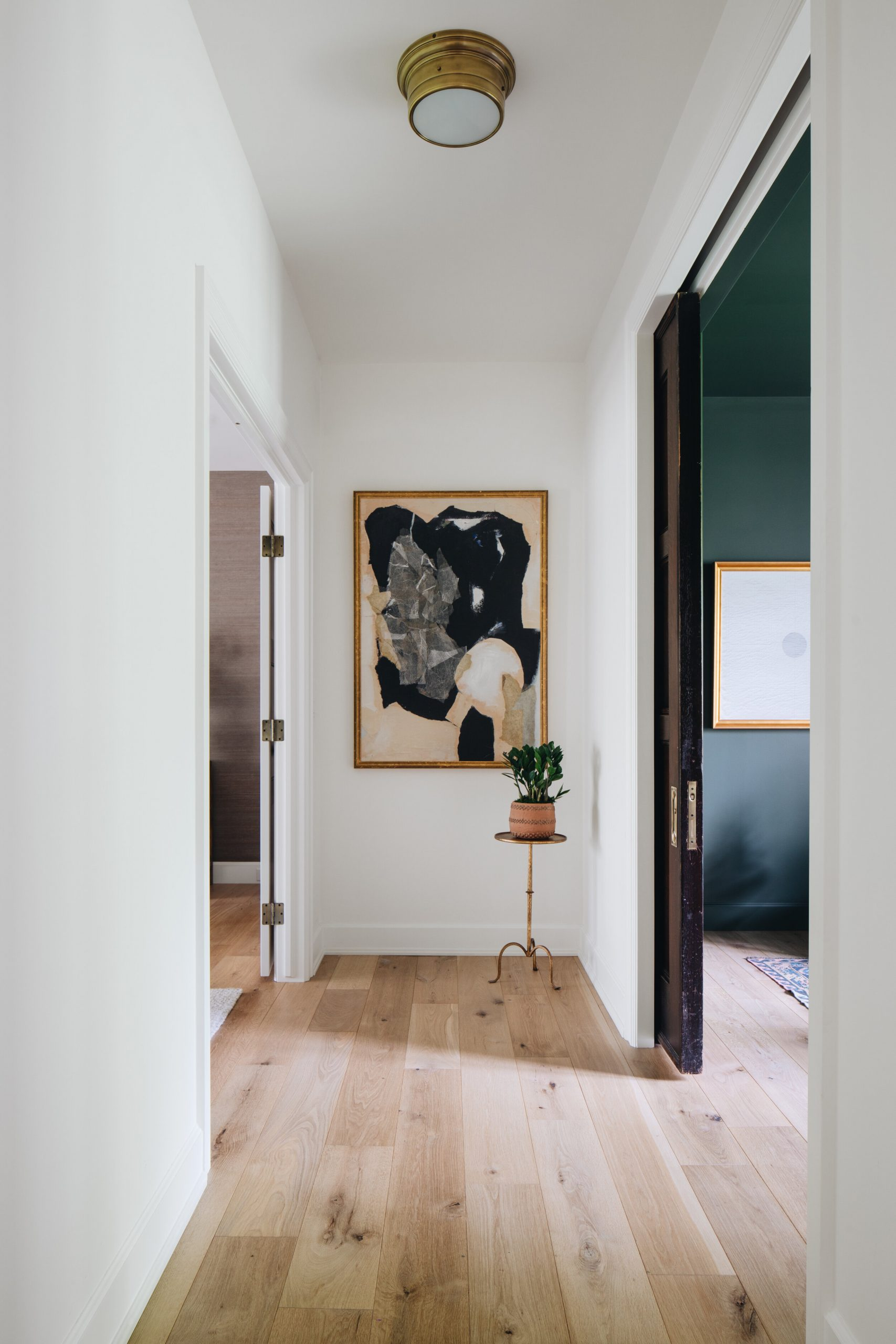 JSD+modern+classic+renovation+hallway