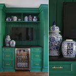 5 Shades of Green for Your Kitchen Cabinets