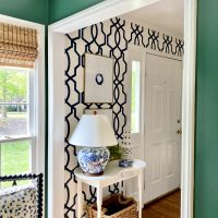 entryway-decorating-small-console-tables